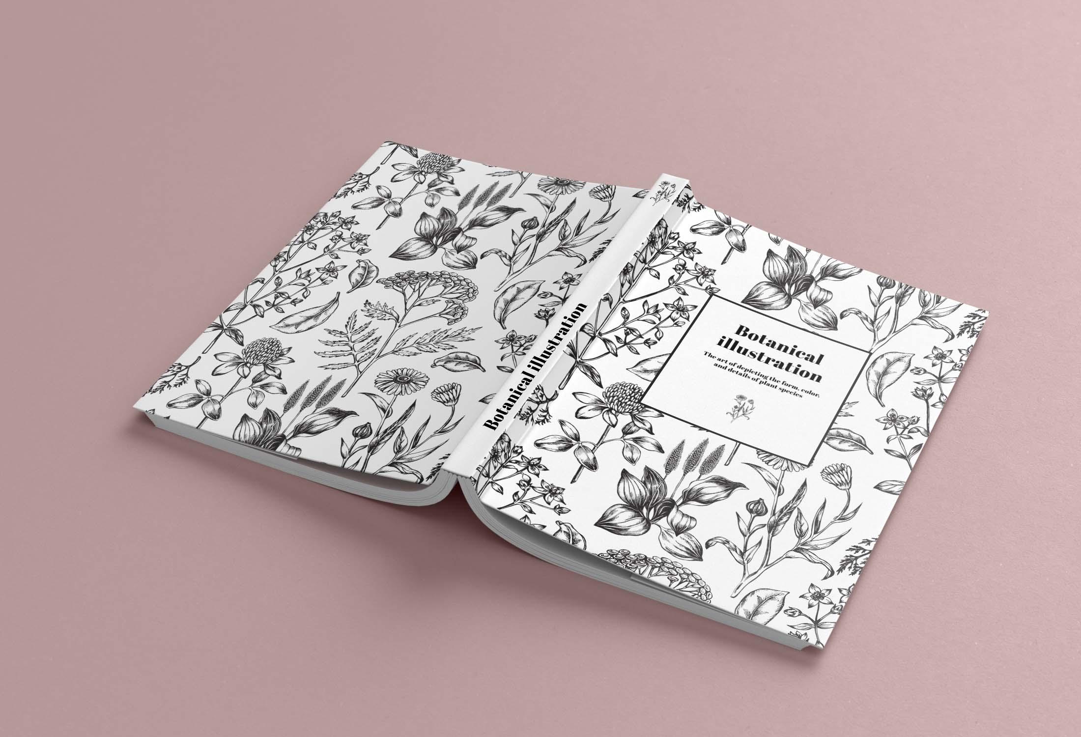 Brossura filo refe aperta rilegata con copertina morbida