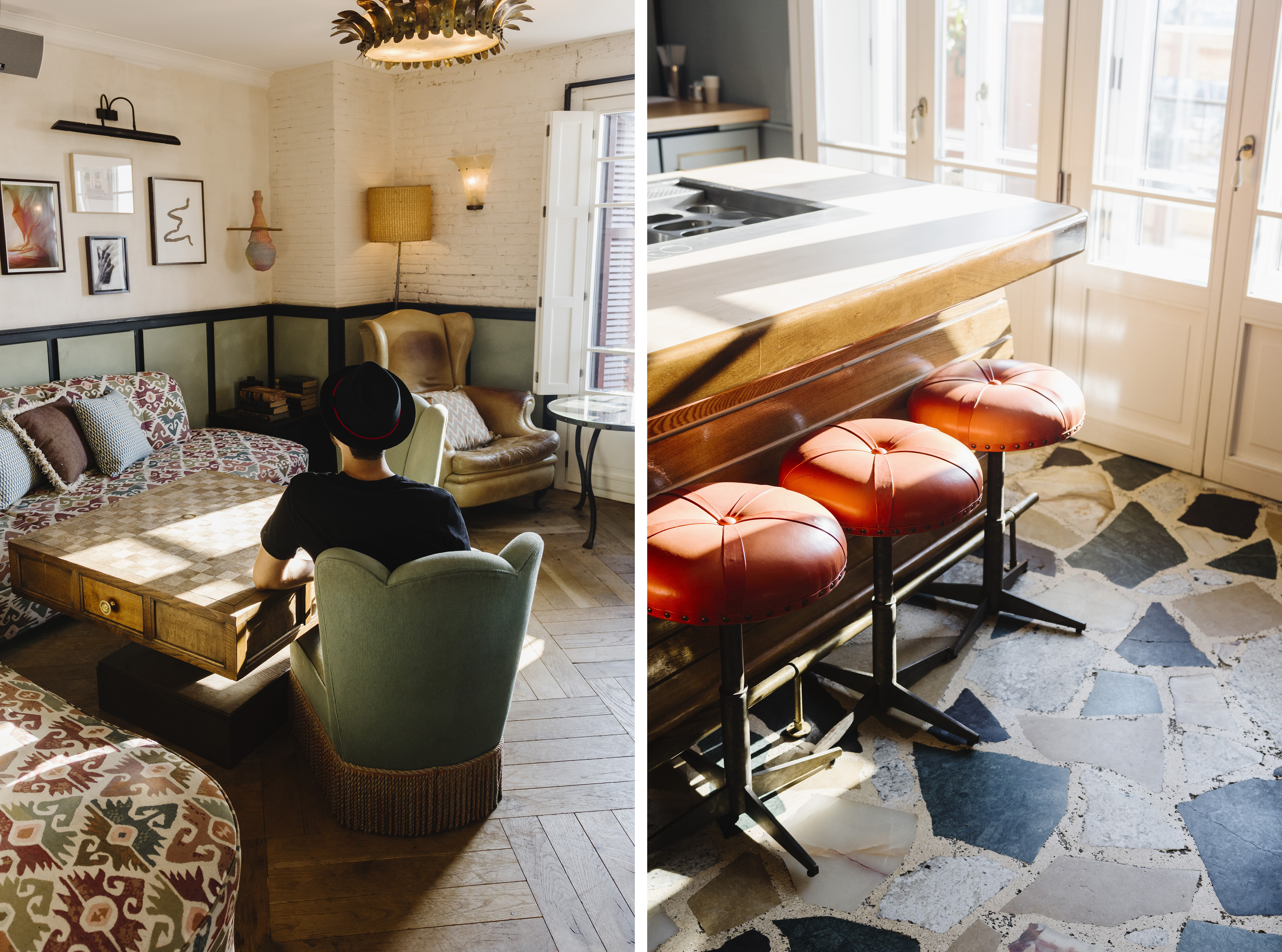 Pastel Interieur Barcelona : Must see places in barcelona for creatives pixartprinting