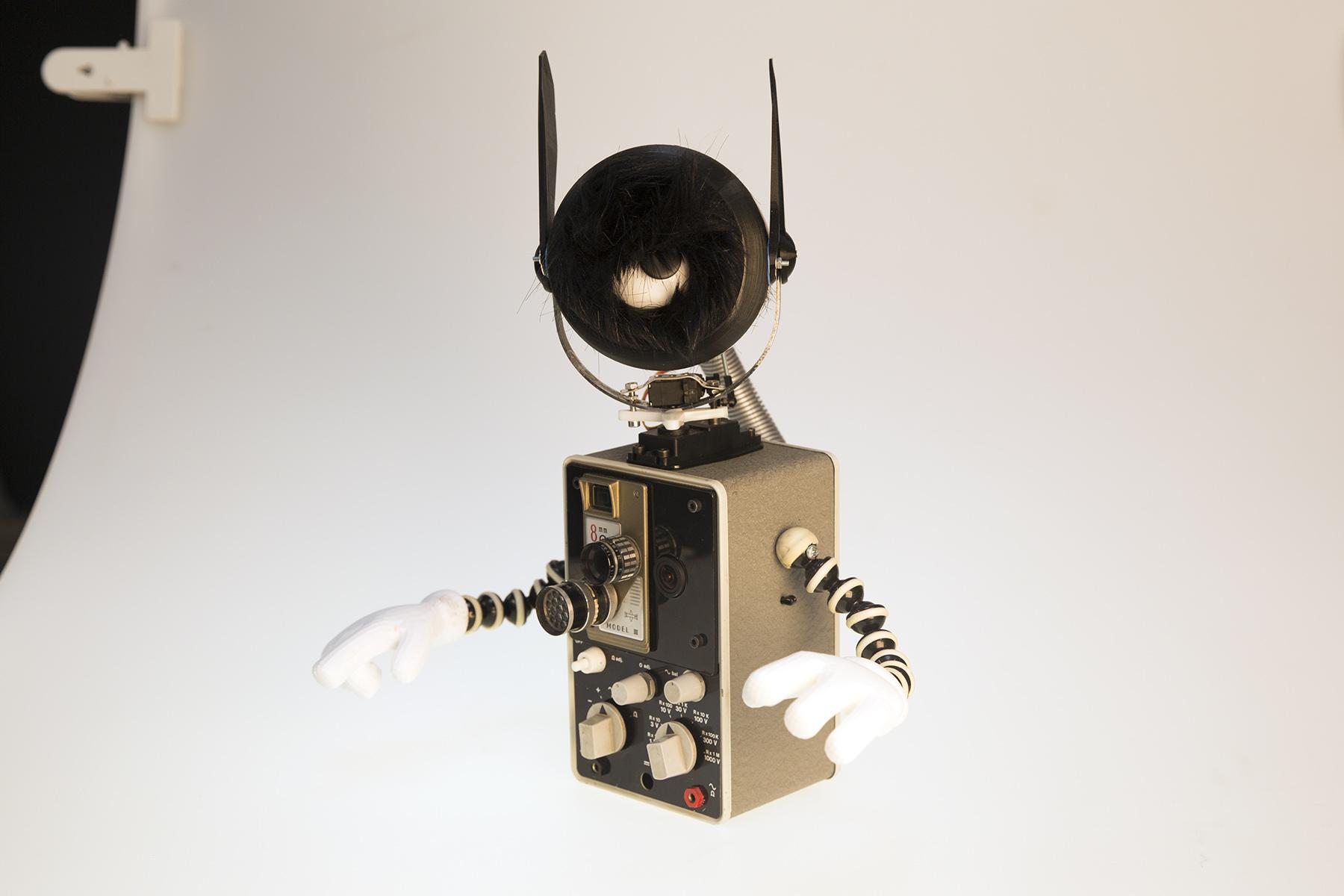 Robot gEOF