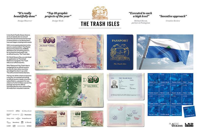 Campaña «Trash Isles»
