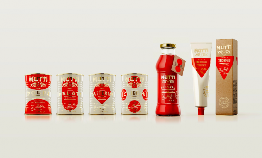 Proyecto «Mutti Special Edition for Fico Eataly World»