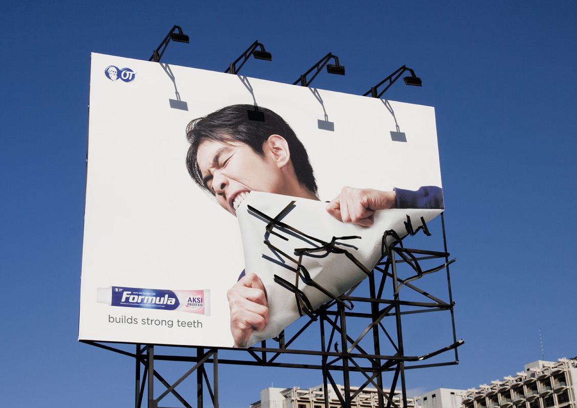 Outdoor Advertising – Affissione Formula
