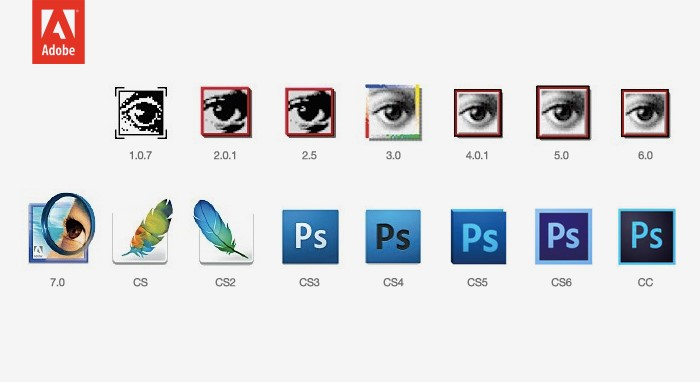 Photoshop's evolution: from 1990 to the present day