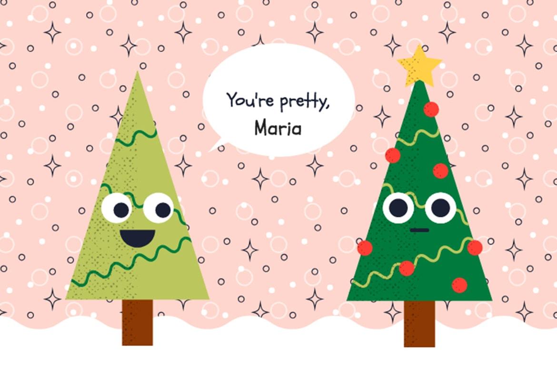 Weihnachtskarten Per Whatsapp.Pfiffige Ideen Für Weihnachtskarten Pixartprinting