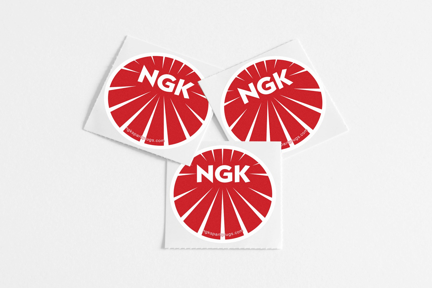 NGK stickers