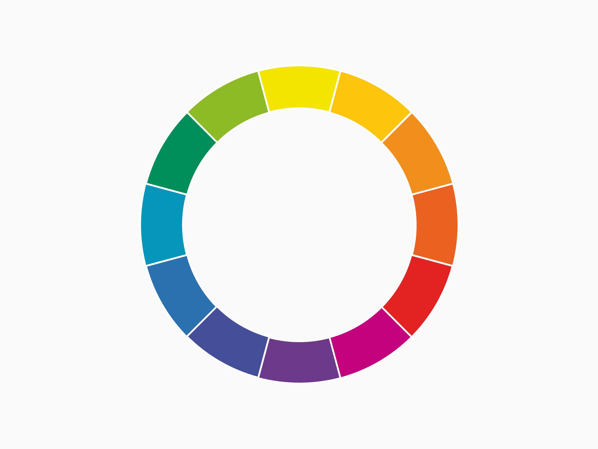 Studio dei Colori di Itten