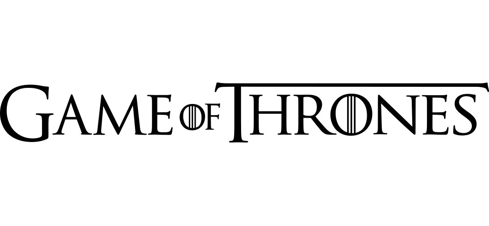 Game of Thrones Typographie