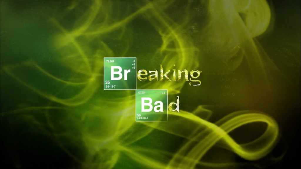 Breaking Bad Typographie