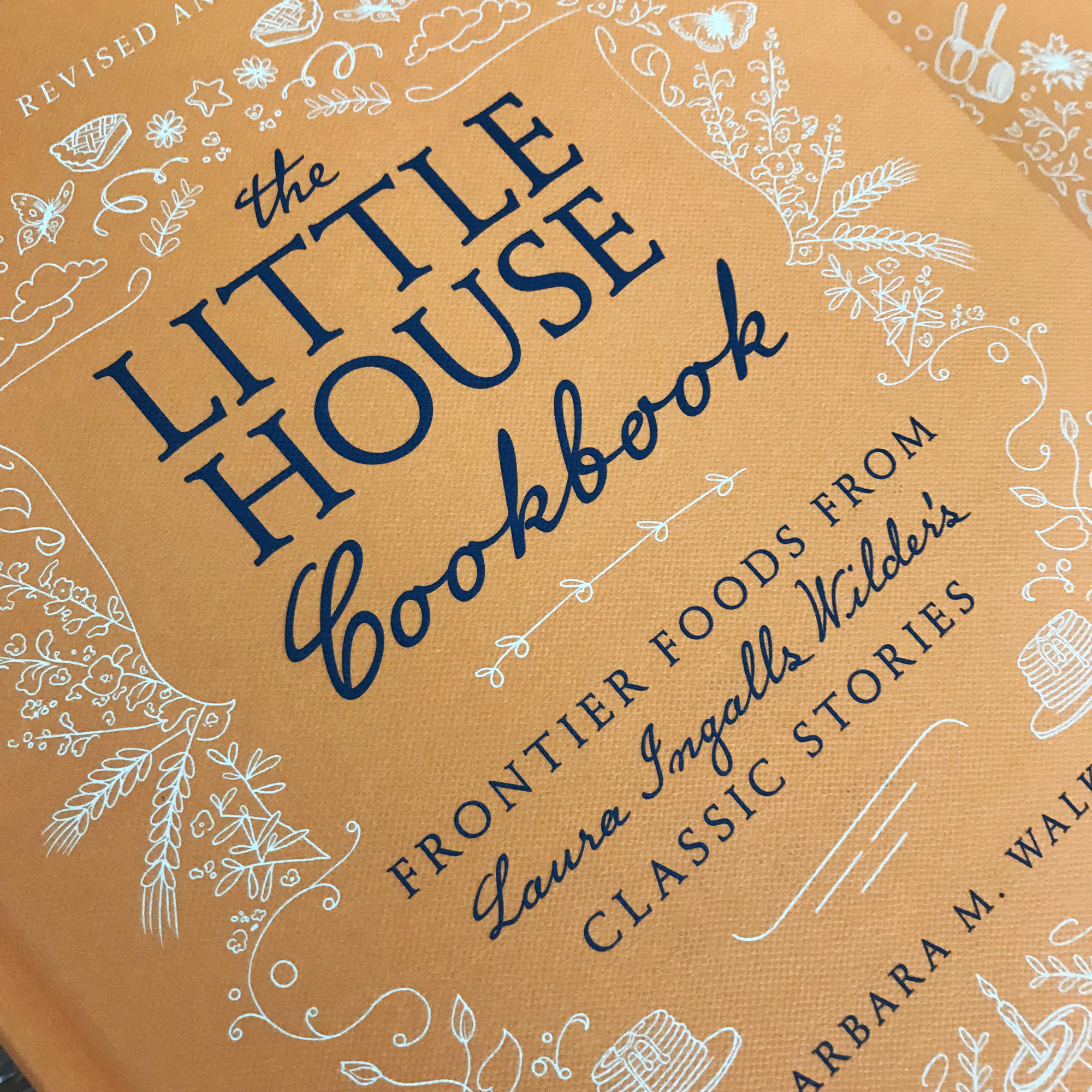 Little House script was inspired by written notes of Laura Ingalls Wilder
