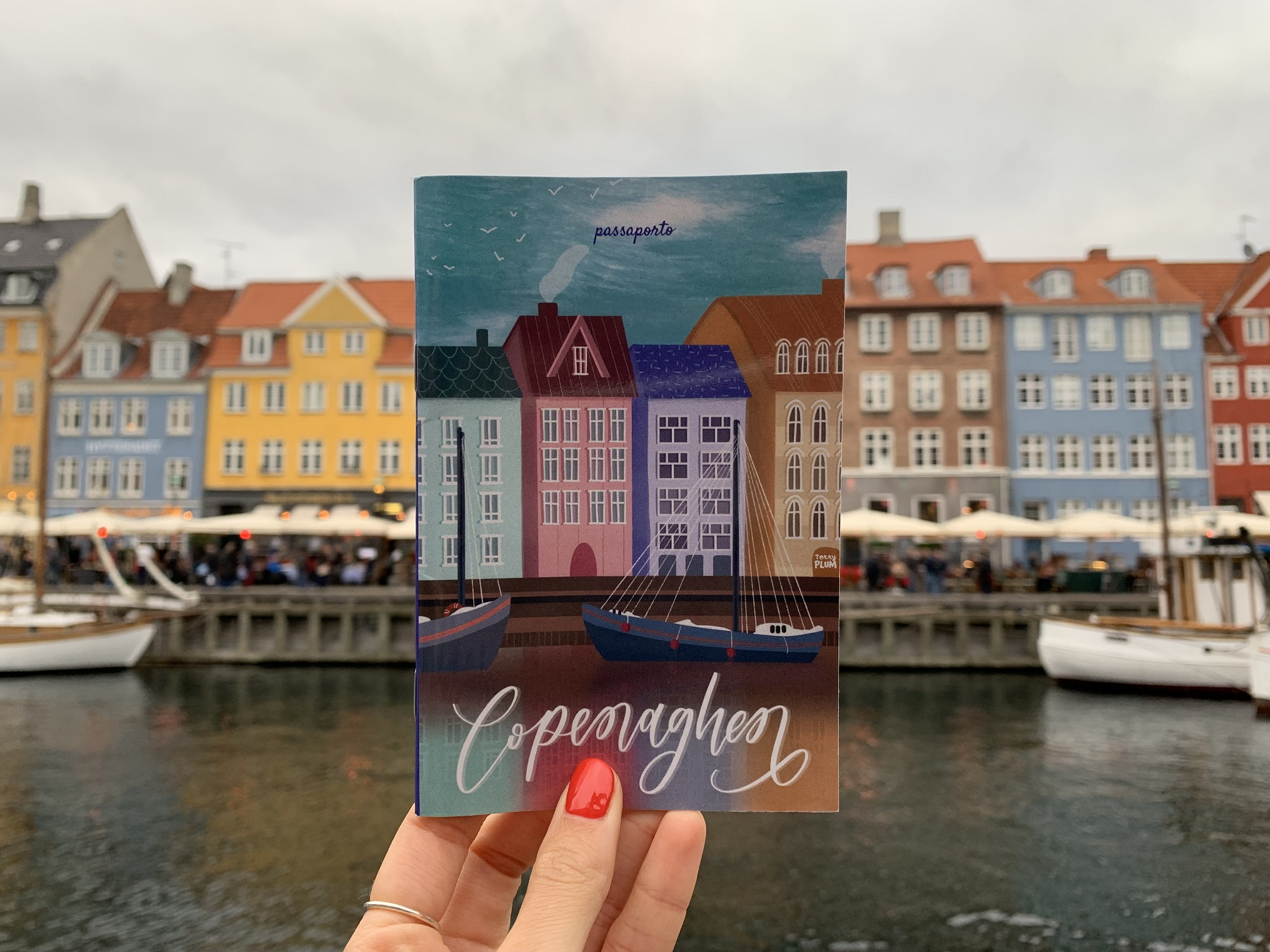 Prinststories: Giulia and her personalized travel diaries