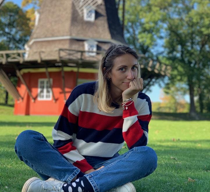 """Giulia Teruzzi, la creadora de los diarios de viaje """"Terry Plum"""""""