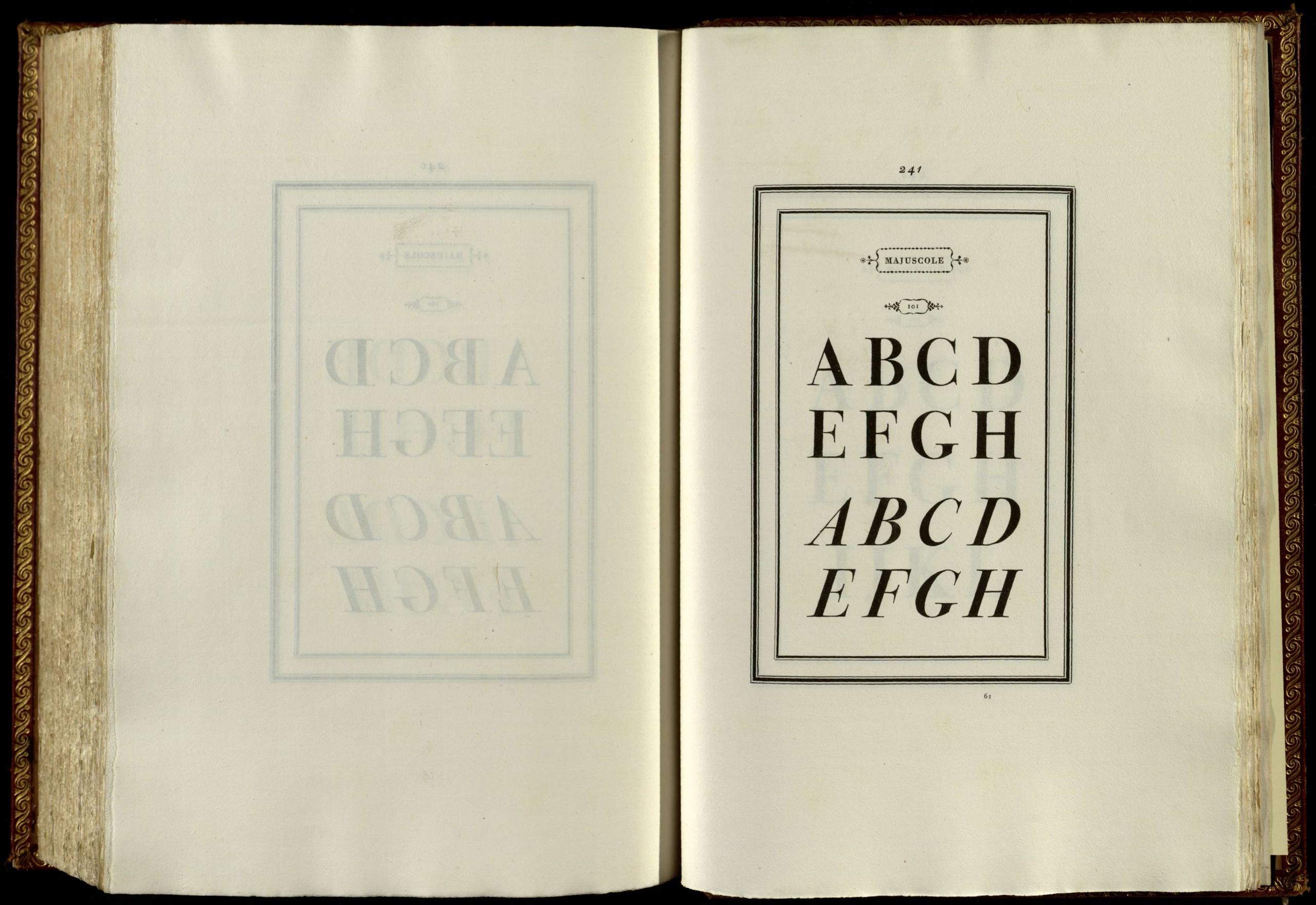 Manuel typographique 1788