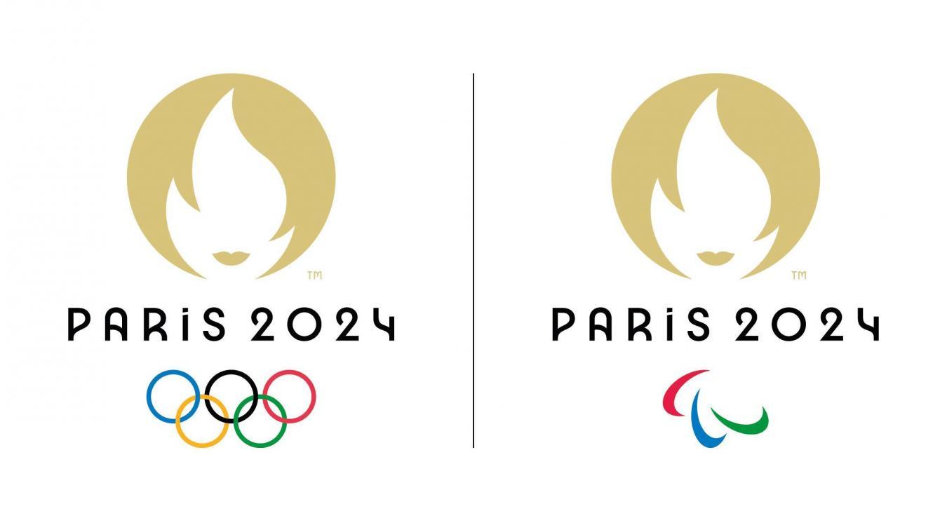 Logo Parigi 2024. Crediti: Parigi 2024