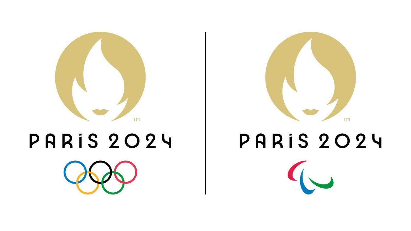 New logo. Credit: Paris 2024