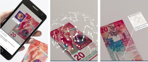 Immagine: 1. Banconote svizzere. Crediti: BNS