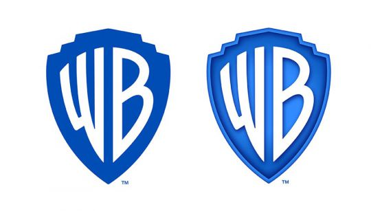 Two logos. Credit: Warner Bros.