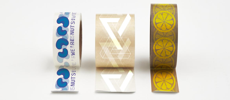 Nastri adesivi personalizzati esempi